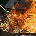 Getting Stir Fried by Ben Upham III
