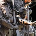 Gettysburg Monument by Cindy Manero