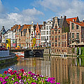 Ghent  Belgium by David Freuthal