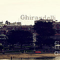 Ghirardelli Square by Linda Woods
