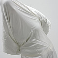 Ghost - Person Covered With White Cloth by Matthias Hauser
