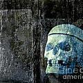 Ghost Skull by Edward Fielding