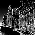 Ghost Town by Paul W Faust -  Impressions of Light