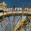 Giant Fun Fair by Adrian Evans