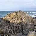Giants Causeway by Cathryn  Brown
