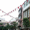 Gibraltar Promenade Shops Uk by John Shiron