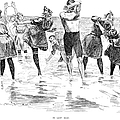Gibson: Bathing, 1892 by Granger