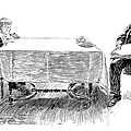 Gibson: Breakfast, 1898 by Granger