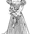 Gibson: Gibson Girl, 1897 by Granger