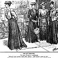 Gibson Girl, 1890s by Granger