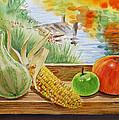 Gifts From Fall by Irina Sztukowski