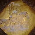 gilded Brabant by Debbi Saccomanno Chan