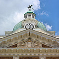 Giles County Courthouse Details by Kristin Elmquist