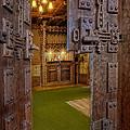 Gillette Castle's Bar by Susan Candelario