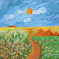 Gina's Meadow by Edo Hagedorn