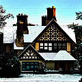Gingerbread House by Bill Cannon