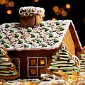 Gingerbread House by Kati Finell