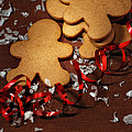 Gingerbread Men by HD Connelly