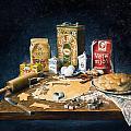Gingerbread Recipe by Brandon Kralik