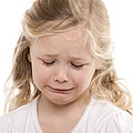 Girl Crying by