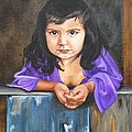 Girl From San Luis by Lori Brackett