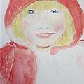 Girl In A Red Hood by Gary Kirkpatrick