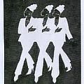 Girl Trio by Rhetta Hughes