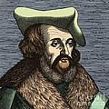 Girolamo Fracastoro, Italian Polymath by Science Source