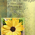 Give Thanks IIi by Debbie Portwood