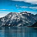 Glacier Bay Alaska by Jon Berghoff