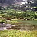 Glacier National Park by Lee Santa