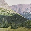 Glacier National Park Montana by Mary Ann King