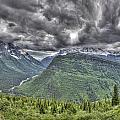 Glacier by Sarah Wiggins