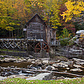 Glade Creek Grist Mill II by Amy Jackson