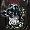Glass Etching Classic by Randy Harris