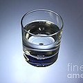 Glass Of Water by Photo Researchers