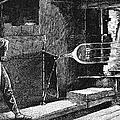 Glassworker, 19th Century by Granger