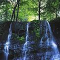 Glenariff Waterfall, Co Antrim, Ireland by The Irish Image Collection