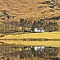 Glencoe Cottage II by Colette Panaioti