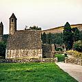 Glendalaugh Tower 16 by Douglas Barnett