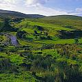 Glenelly Valley, Sperrin Mountains, Co by The Irish Image Collection