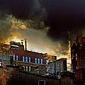 Gloomy City by Alex AG
