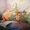 Glorie Der Hl. Anna  by Daniel Gran