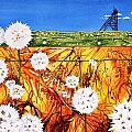 Glorious Goldfields by Renata Wright