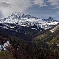 Glorious Mount Rainier by Mike Reid