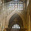 Glorious Rays Of Heavenly Light by Douglas Barnett