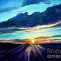 Glory Of The Sunset 2 by Christopher Shellhammer