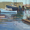 Gloucester Harbor by Claire Gagnon