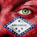 Go Arkansas  by Semmick Photo
