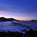 Goat Rock Sunrise by Richard Leon